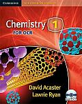 Chemistry 1 for OCR Student Book [With CDROM]