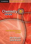 Chemistry 1 for OCR Teacher Resources CD-ROM