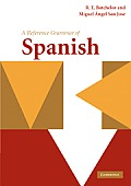 A Reference Grammar of Spanish (Reference Grammars) Cover