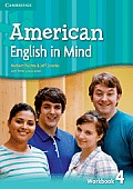American English in Mind Level 4 Workbook Cover