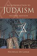 Introduction To Judaism (2ND 10 Edition)