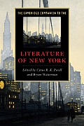 The Cambridge Companion to the Literature of New York (Cambridge Companions to Literature)