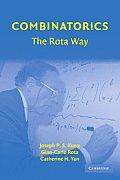 Combinatorics: The Rota Way