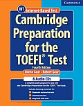 Cambridge Preparation for the TOEFL(R) Test Audio CDs (4)