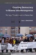 Courting Democracy in Bosnia and Herzegovina: The Hague Tribunal's Impact in a Postwar State