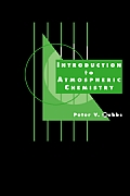 Introduction To Atmospheric Chemistry (00 Edition)