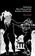 Modernism Mass Culture & The Aesthetics