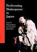 Performing Shakespeare in Japan