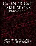 Calendrical Tabulations, 1900 2200