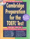 Cambridge Preparation for the TOEFLR Test Book & Audio Cassettes Pack With CDROM & Cassette