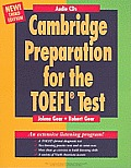 Cambridge Preparation for the TOEFLR Test Audio CDs