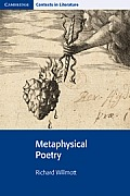 Metaphysical Poetry (Cambridge Contexts in Literature) Cover