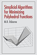 Simplical Algorithms for Minimizing Polyhedral Functions