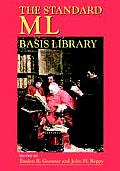 The Standard ML Basis Library Cover