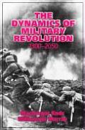 Dynamics of Military Revolution 1300 2050