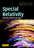 Special Relativity: From Einstein to Strings [With CDROM]