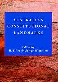 Australian Constitutional Landmarks