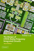 Design of CMOS Radio Frequency Integrated Circuits