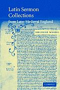 Cambridge Studies in Medieval Literature #53: Latin Sermon Collections from Later Medieval England