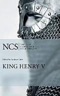 King Henry V (New Cambridge Shakespeare) - Study Notes Cover