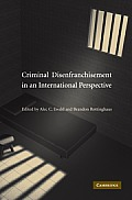Criminal Disenfranchisement in an International Perspective Cover