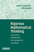 Rigorous Mathematical Thinking:...