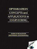 Optimization Concepts and Applications in Engineering [With CDROM]