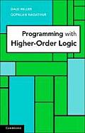 Programming with Higher-Order Logic