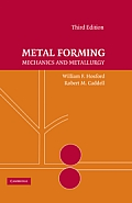 Metal Forming: Mechanics and Metallurgy Cover