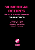 Numerical Recipes Source Code-CD (Software) (3RD 07 Edition)