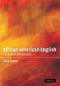 African American English (02 Edition)