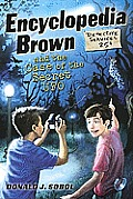 Encyclopedia Brown 26 & the Case of the Secret UFOs