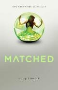 Matched (Matched Trilogy) Cover