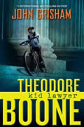 Theodore Boone: Kid Lawyer Cover