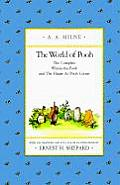 The World of Pooh: The Complete Winnie-The-Pooh and the House at Pooh Corner Cover