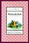 Winnie the Pooh the Color Edition Cover