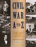 Civil War A To Z