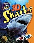 Sharks 3 D Thrillers