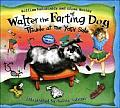 Trouble at the Yard Sale (Walter the Farting Dog) Cover