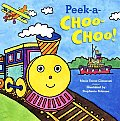 Peek-A-Choo-Choo! Cover
