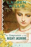 The Temptation of the Night Jasmine Cover
