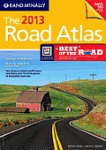 Rand McNally Road Atlas, 2013 (Rand McNally Road Atlas: United States/Canada/Mexico) Cover