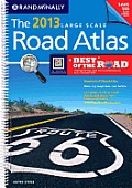Rand McNally Road Atlas Large Scale, 2013 (Rand McNally Large Scale Road Atlas U. S. A.)