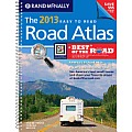 Rand McNally Road Atlas Large Scale Midsize, 2013 (Rand McNally Midsize Road Atlas: Large Scale)