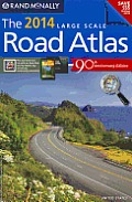 Rand Mcnally Large Scale Road Atlas 2014