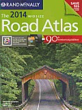 2014 Road Atlas Midsize