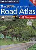 2014 Midsize Deluxe Road Atlas