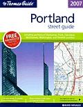 Thomas Guide Portland 2007