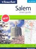 The Thomas Guide Salem Street Guide (Thomas Guide Salem or)