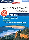 Thomas Guide Pacific Northwest Road Atlas 8th Edition